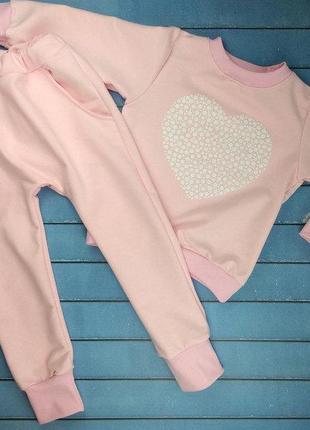 Спортивный костюм для девочки 92-98