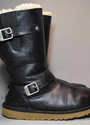 Угги ugg kensington сапоги ботинки зимние овчина цигейка. оригинал. 38 р./24.5 см.