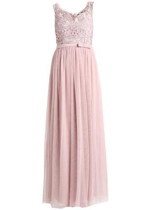 Распродажа! новое вечернее платье / платье на выпускной / длинное платье little mistress