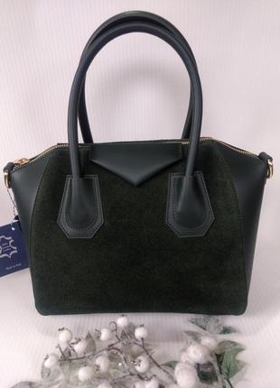 Элегантная сумка в стиле givenchy.