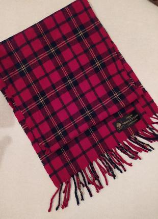 Теплый мужской шарф marks & spencer