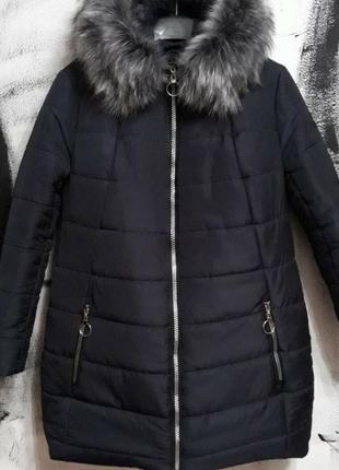 Зимняя куртка,большие размерчики, размер 70