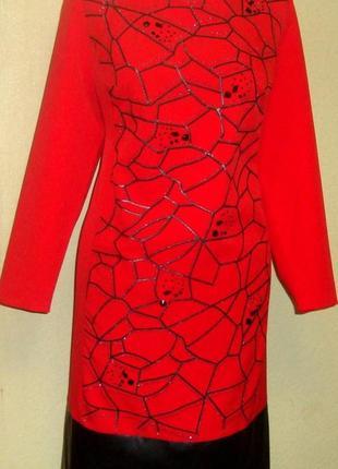 Распродажа!белорусский трикотаж!белорусские платья!беларусь!нарядное платье,р.54 - 56
