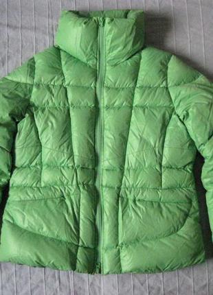 Nike (xl) пуховик зимняя куртка женская