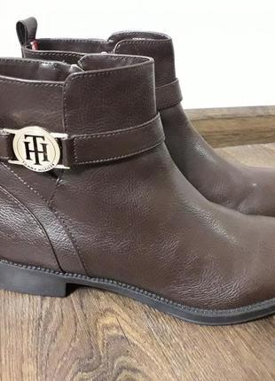 Супер цена! демисезонные ботинки tommy hilfiger