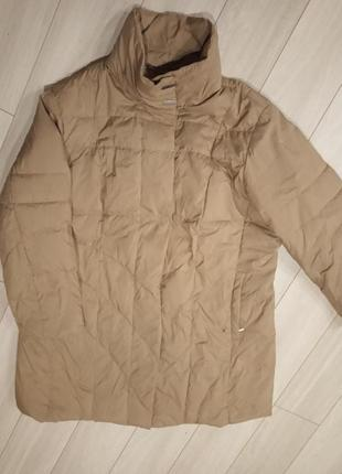 Удлиненная куртка пуховик еврозима/демисезон1 фото