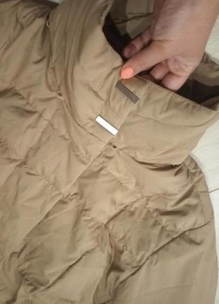 Удлиненная куртка пуховик еврозима/демисезон4 фото