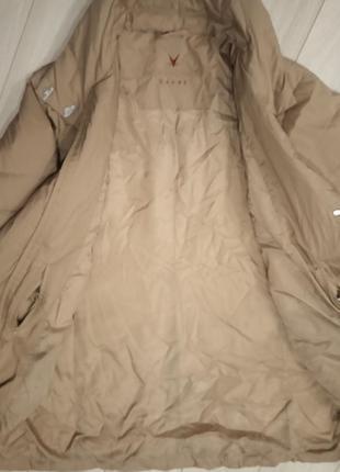 Удлиненная куртка пуховик еврозима/демисезон6 фото