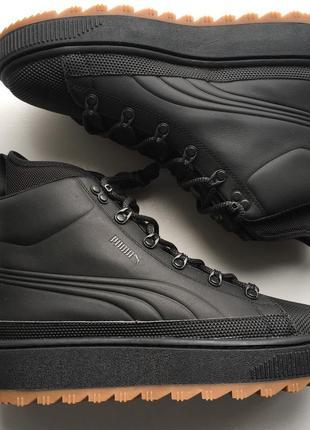 Новые ботинки puma the ren оригинал