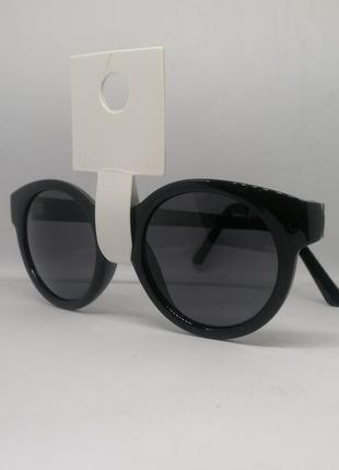 Круглые солнцезащитные очки forever 21