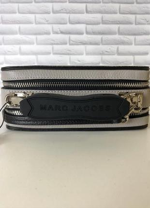 Minibox bag от marc jacobs марк джейкобс сумка