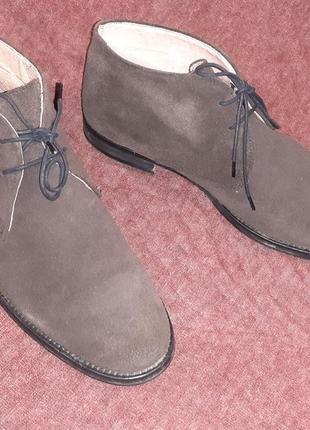 Шикарні класичні черевики h@m