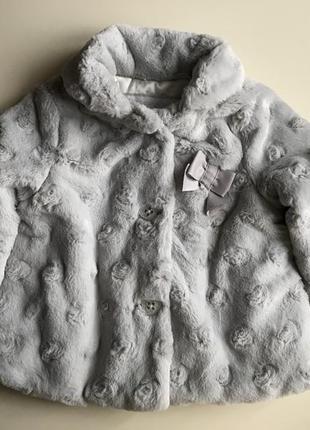 Очень мягкая , красивая шубка, меховое пальто от tu 92-98