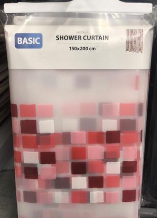 Шторки , штора , занавеска у ванную, для душа,