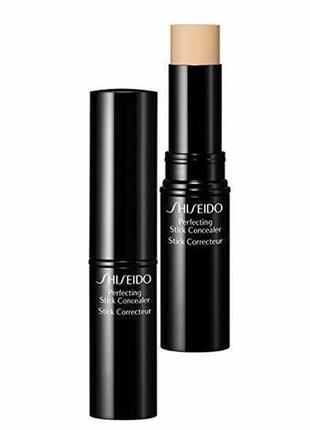 Маскирующий корректор-стик shiseido perfecting stick concealer long-lasting 33 naturel
