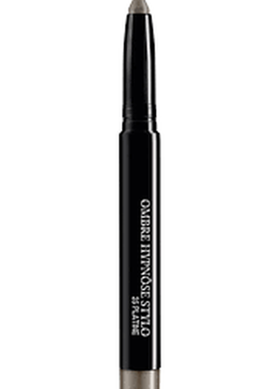 Стойкие кремовые тени-карандаш lancome ombre éclair 01 silver