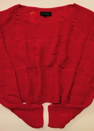 Лёгкий свитер от topshop