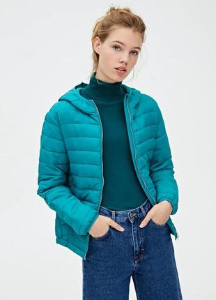 Курточка pull & bear демисезонная