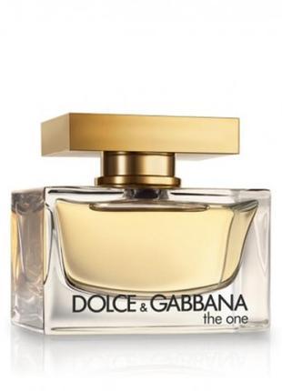 Оригинал!💥 парфюм dolce & gabbana the one 30 мл