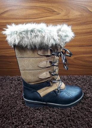 Женские ботинки сапоги rugged outback жіночі черевики