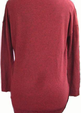 Cos оверсайз пуловер  30% шерсть, 70% вискоза3