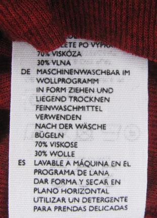 Cos оверсайз пуловер  30% шерсть, 70% вискоза5