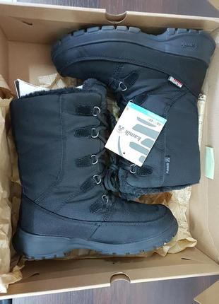 Kamik brooklyn ботинки женские, стелька 23 см.