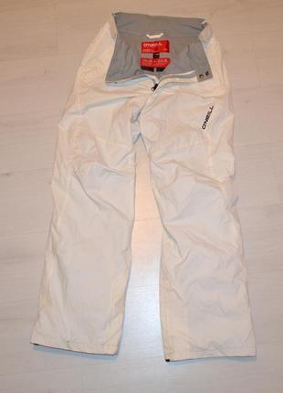Лыжные штаны, горнолыжные штаны  oneill р.s