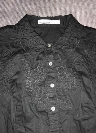 Karen millen супер классная фирменная блузка (etro isabel marant maje max mara)