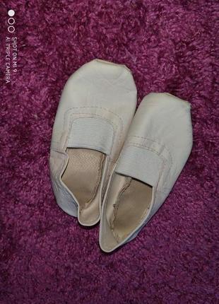 Чешки балетки 15,8-16см