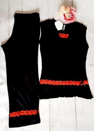 Туника и брюки,размер xl бренд penye mood1 фото