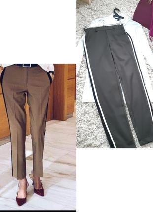 Стильные брюки с лампасами, vero moda, p. 34