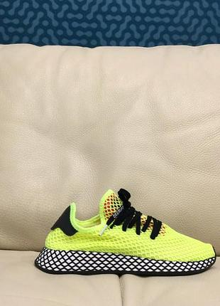 Кроссовки adidas originals deerupt runner скидка!