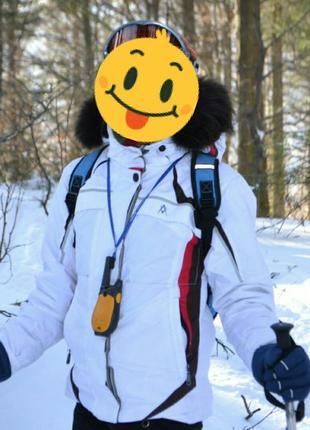 Куртка лыжная,volkl