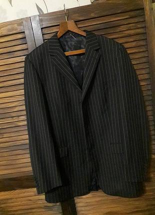 Черный пиджак #yves saint laurent #оригинал