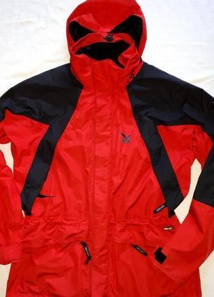 Куртка парка мембранная salewa gore-tex р.l-xl