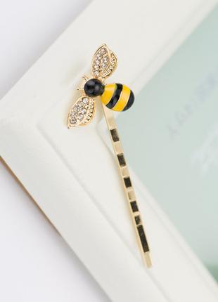 Невидимка дя волос пчелка невидимки