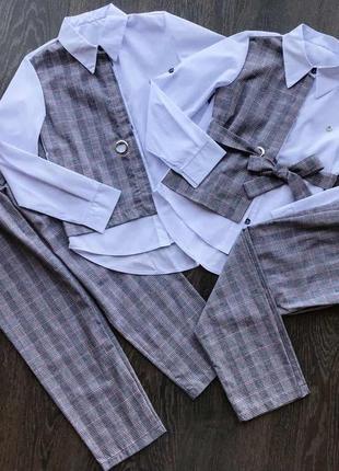 Комплект костюм