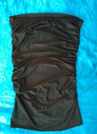 Чорне клубне плаття