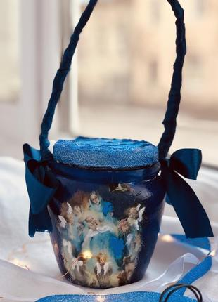 Бутылка для крещенской воды,баночка для святої води водохреща
