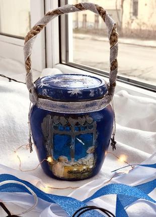 Баночка для святої води водохреща,бутылка для крещенской воды