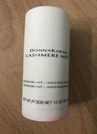 Дезодорант парфюмированный donna karan new york cashmere mist