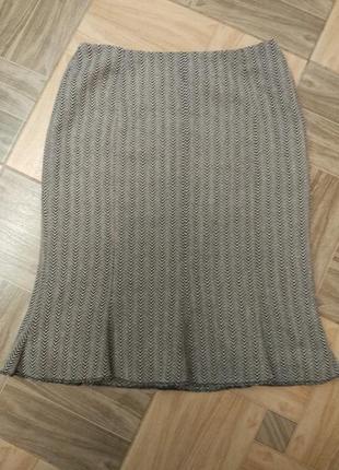Шерстяная юбка mng