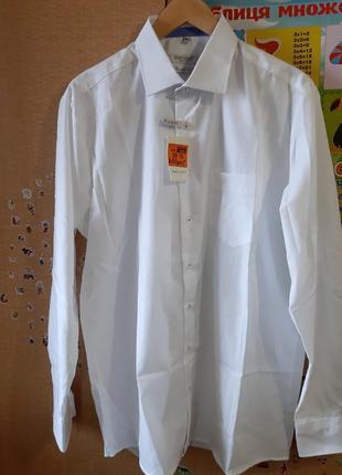 Бизнес рубашка.100%котон.nobel league