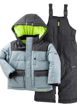 Костюм куртка полукомбинезон oshkosh размер 6-7