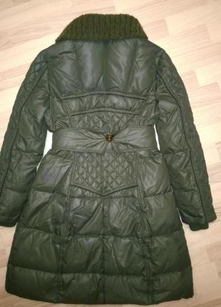 Burberry,оригинал,пуховое стеганое пальто, куртка
