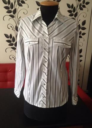 Стильная блузка-рубашка!