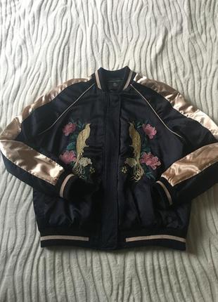 Куртка-бомбер dorothy perkins