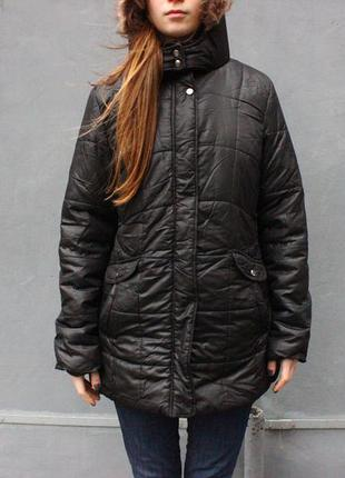 Куртка зимняя супер парка женская модная
