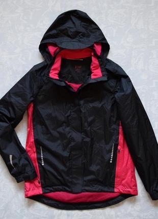 Новая технологичная куртка crivit sports ветровка спортивная куртка